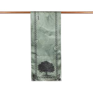 ipekevi - Çınar Ağacı Saten İpek Fular Model 08 (1)