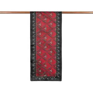 - Çintemani Saten İpek Fular Model 01 (1)