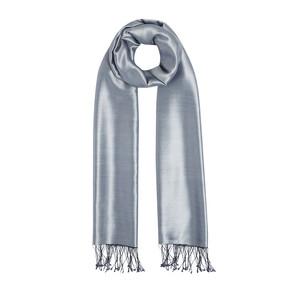 ipekevi - Gümüş İpek Şal (1)