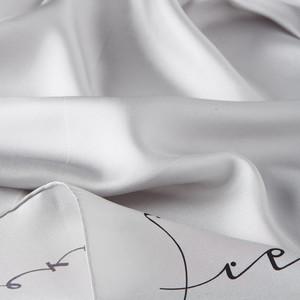 ipekevi - Gümüş Signature Tivil İpek Eşarp (1)