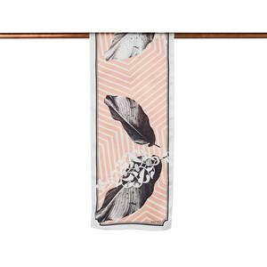 Nikaia Saten İpek Fular Model 07 - Thumbnail