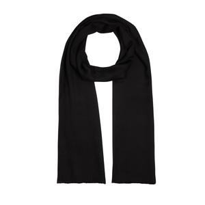 ipekevi - Siyah Düz Modal Şal (1)