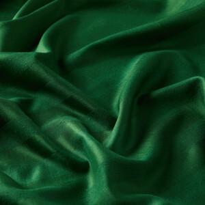 ipekevi - Yeşil Mono Panjur İpek Şal (1)