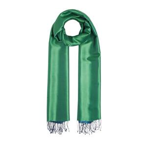 - Zümrüt Yeşili İpek Şal (1)