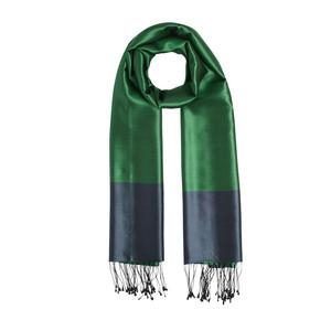 ipekevi - Zümrüt Yeşili İpek Şal (1)